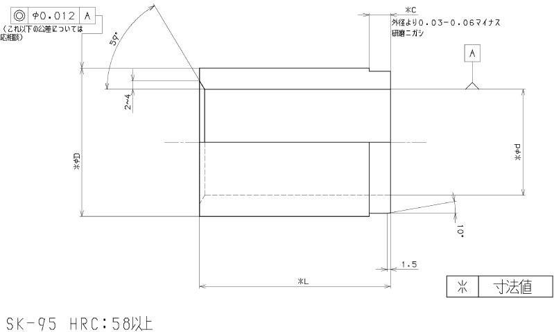 SNK221、寸法図